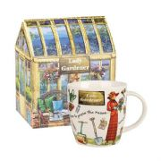 Churchill At Your Leisure Lady Gardener Mug in Hatbox